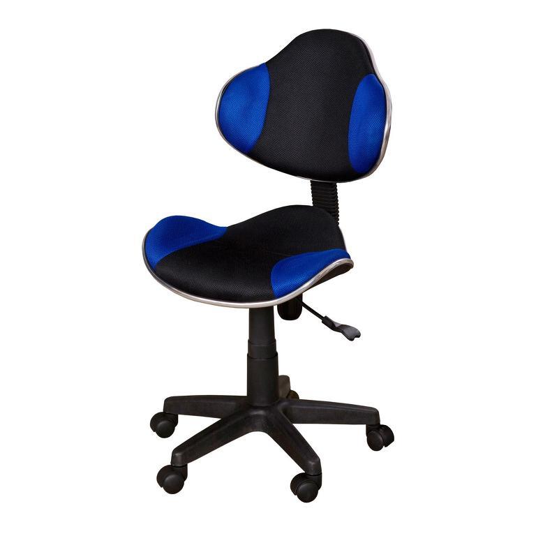 Stolička NOVA modrá K15