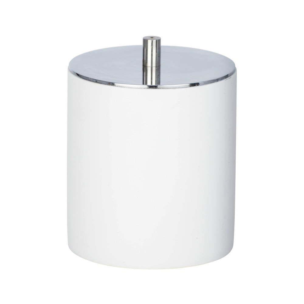 Biely úložný box Wenko Ida
