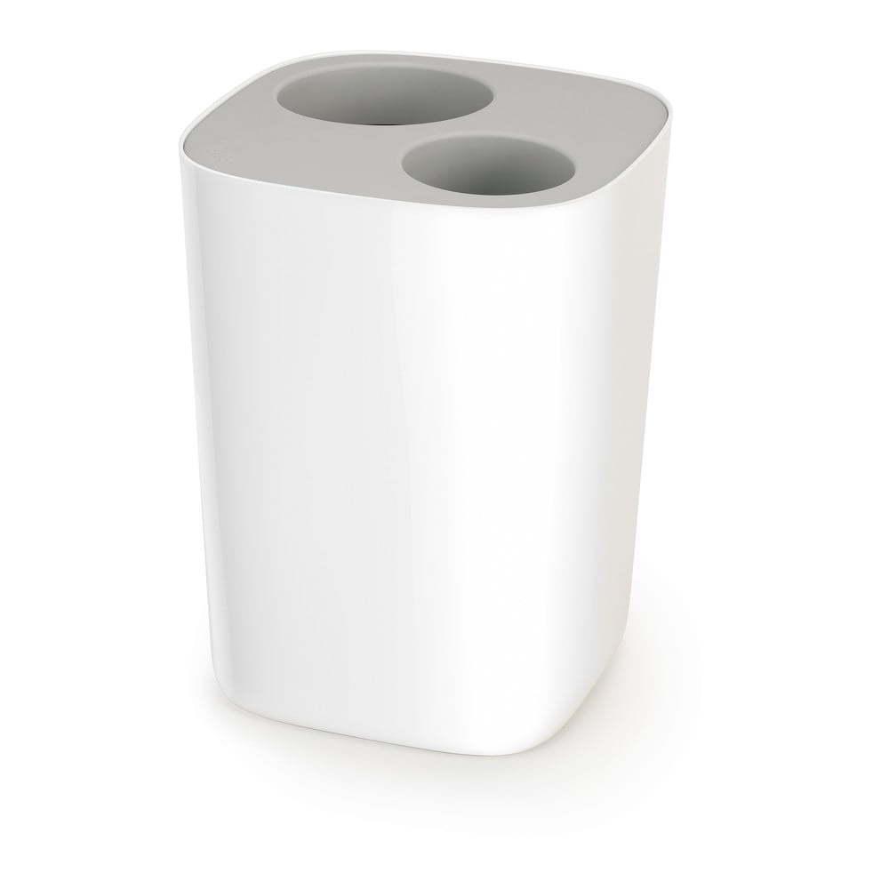 Kúpeľňový kôš so systémom triedenia Joseph Joseph Waste Bin, 8 l