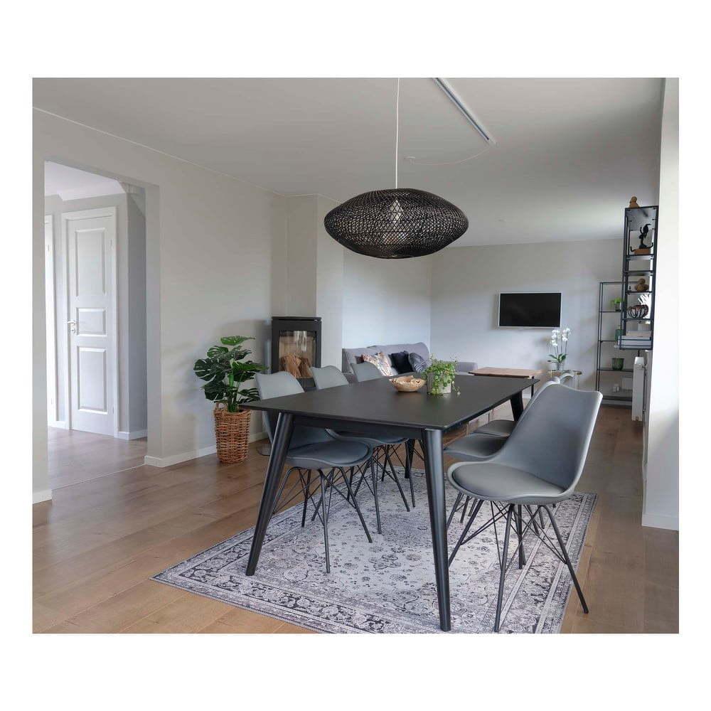 Sada 2 sivých stoličiek House Nordic Oslo