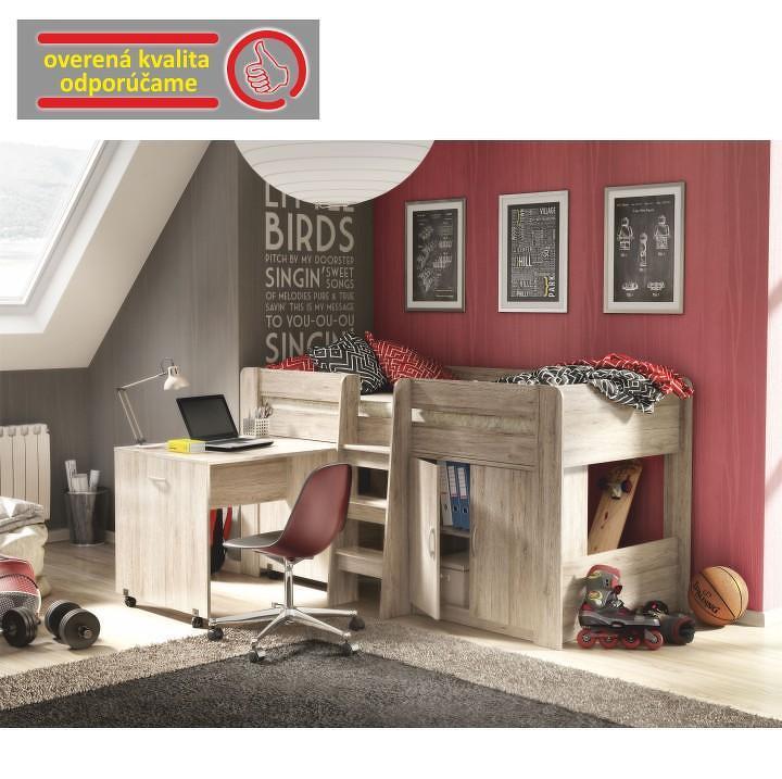 Kombinovaná posteľ do detskej izby, san remo, FANY