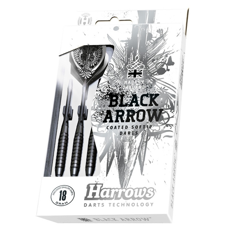 Harrows Black Arrow - 18g K