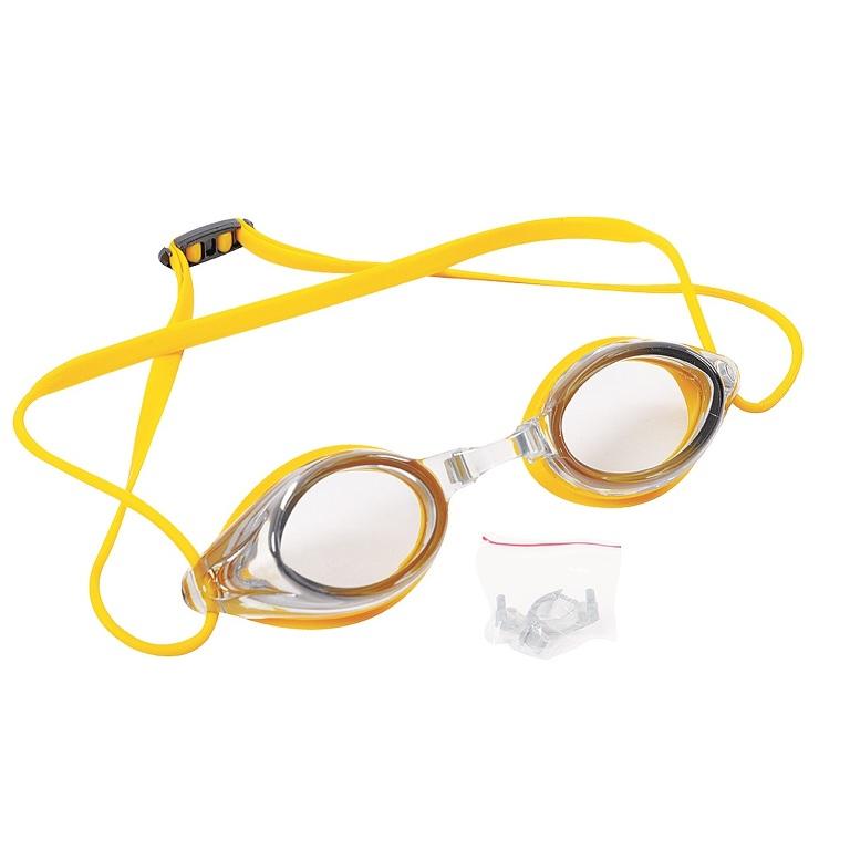 fbd283759 Plavecké okuliare Z-Ray 518 - žlté | TopByvanie.sk