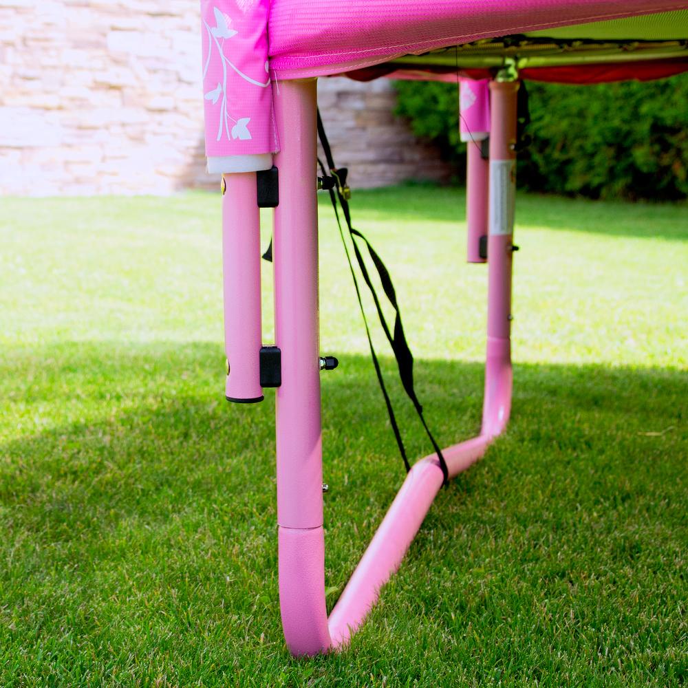 Trampolínový set inSPORTline Lily 244 cm