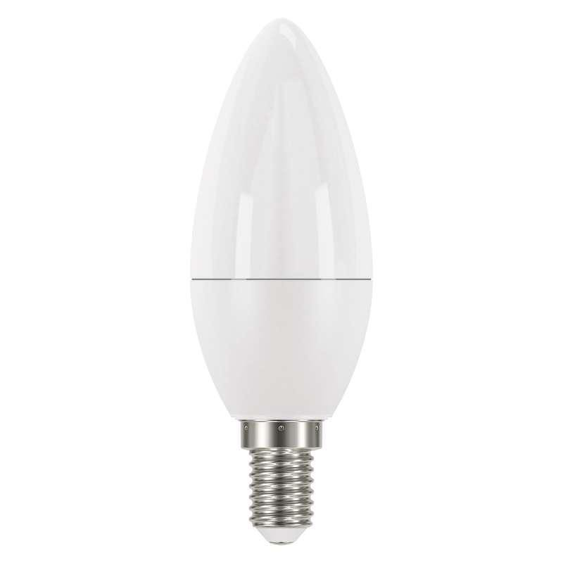 Emos Classic candle 8W E14 teplá biela ZQ3230