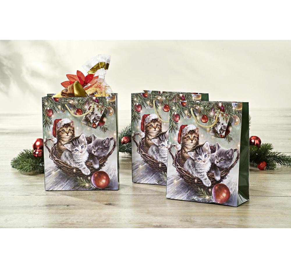Magnet 3Pagen 3 darčekové tašky