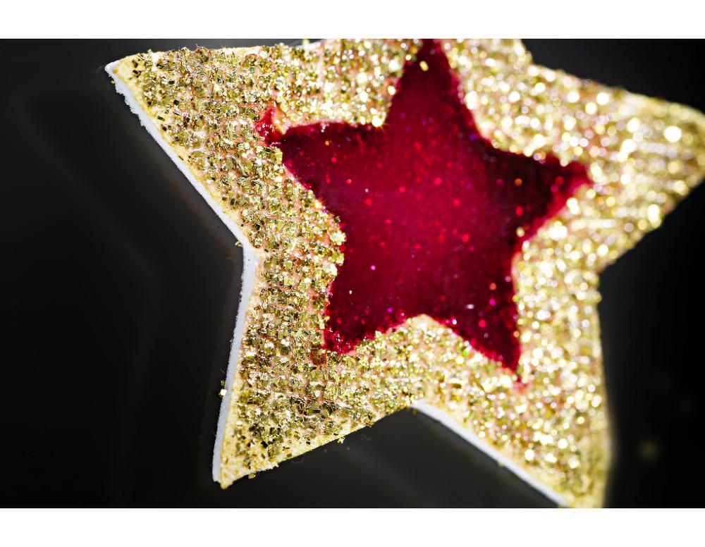 Magnet 3Pagen Obrázky na okno Hviezda, 8ks