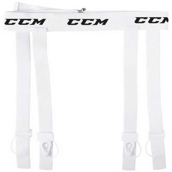 CCM GARTER BELT LOOP SR - Hokejové podväzky