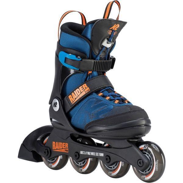 K2 RAIDER PRO - Chlapčenské in-line korčule