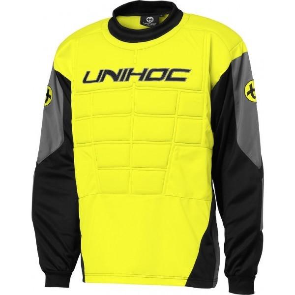 Unihoc GOALIE SWEATER BLOCKER - Brankársky dres