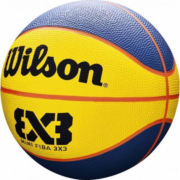 64b5c7bbc8e76 Wilson FIBA 3X3 MINI RUBBER BSKT - Mini basketbalová lopta ...