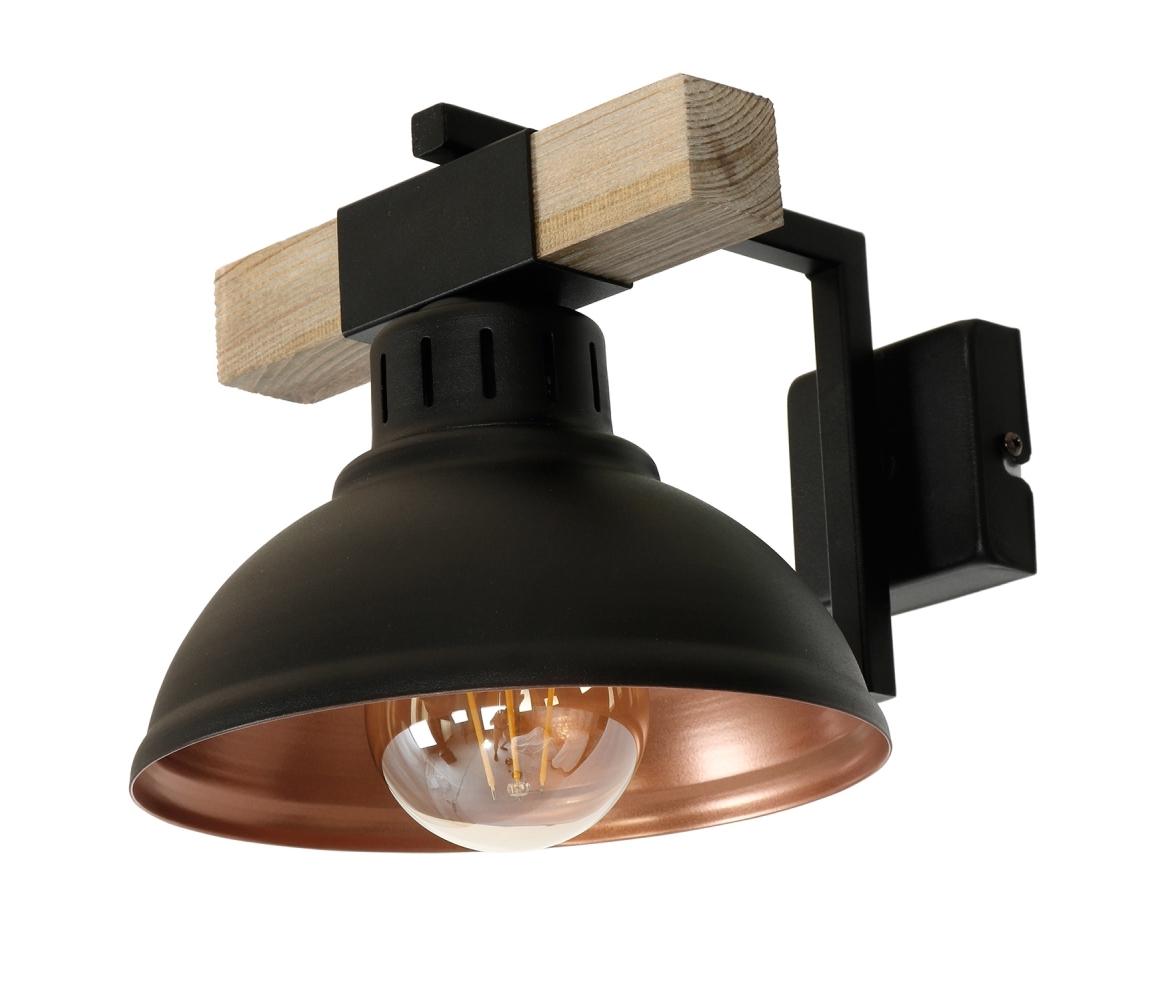 Luminex Nástenné svietidlo HAKON 1xE27/60W/230V