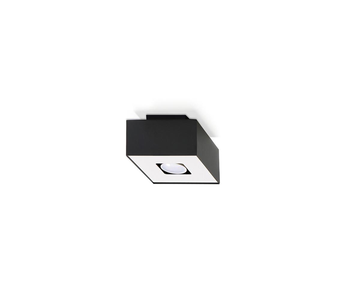 Sollux Stropné svietidlo MONO 1 1xGU10/40W/230V