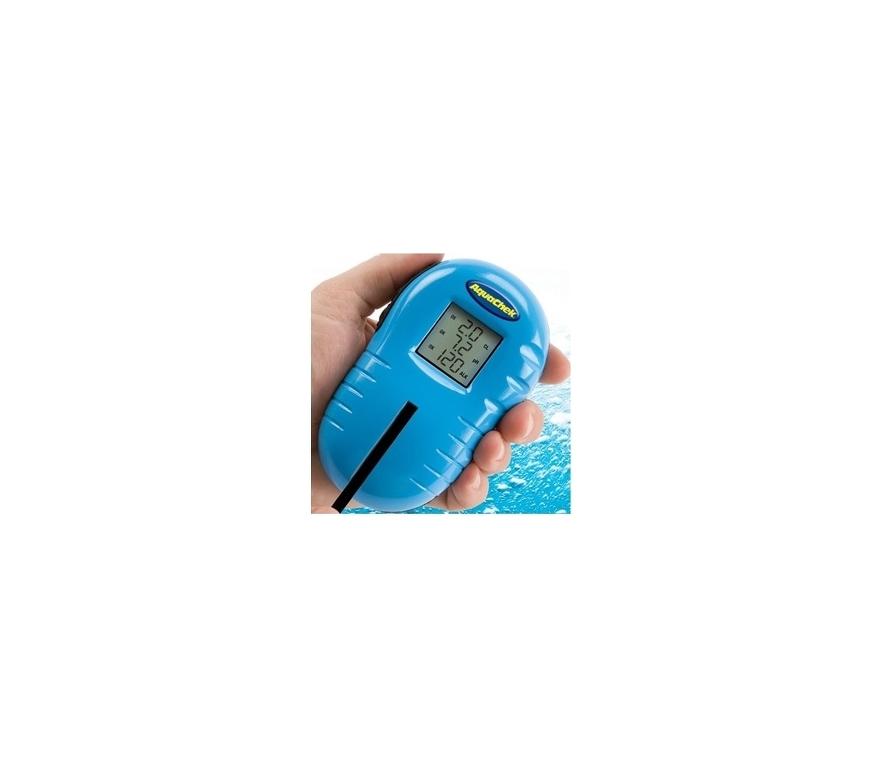 Tester digitálny testovacích prúžkov AquaChek