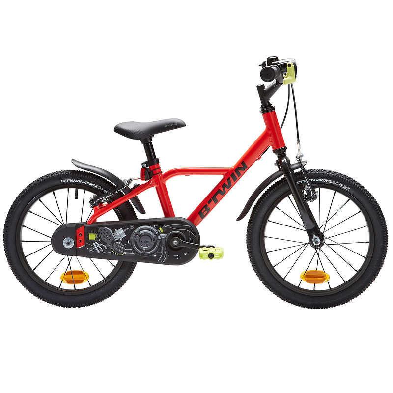 BTWIN Bicykel 4,5 - 6 Rokov 900